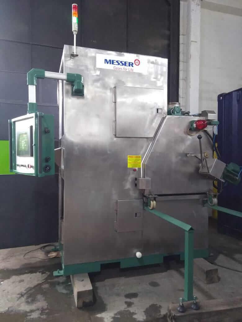Cryotronics Serviços Industriais Santos - SP