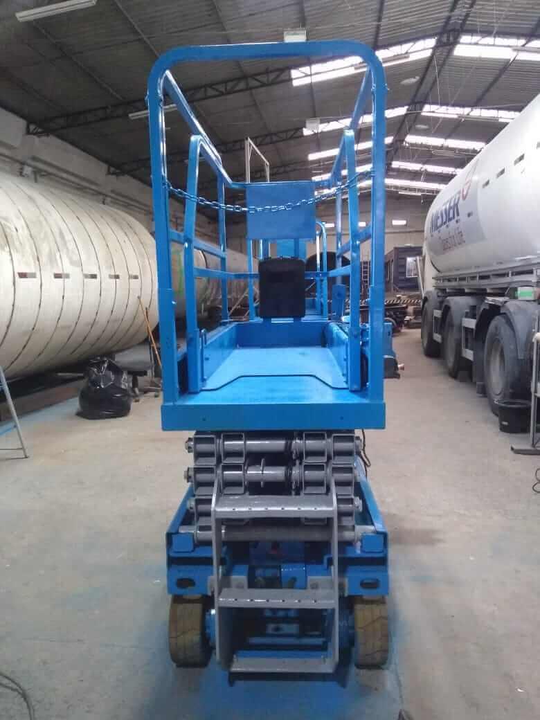Instalação e Manutenção de Fonte de Ar Industrial