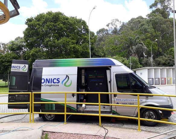 Profissionais em Serviços de Criogenia em Santos - SP
