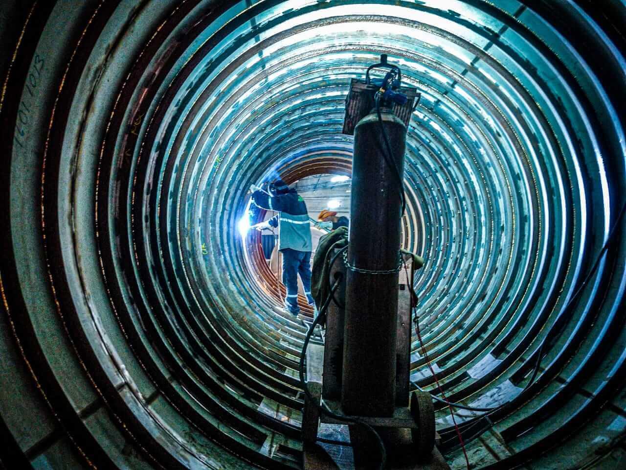 Manutenção e Reforma Parcial ou Completa Máquinas Criogenia