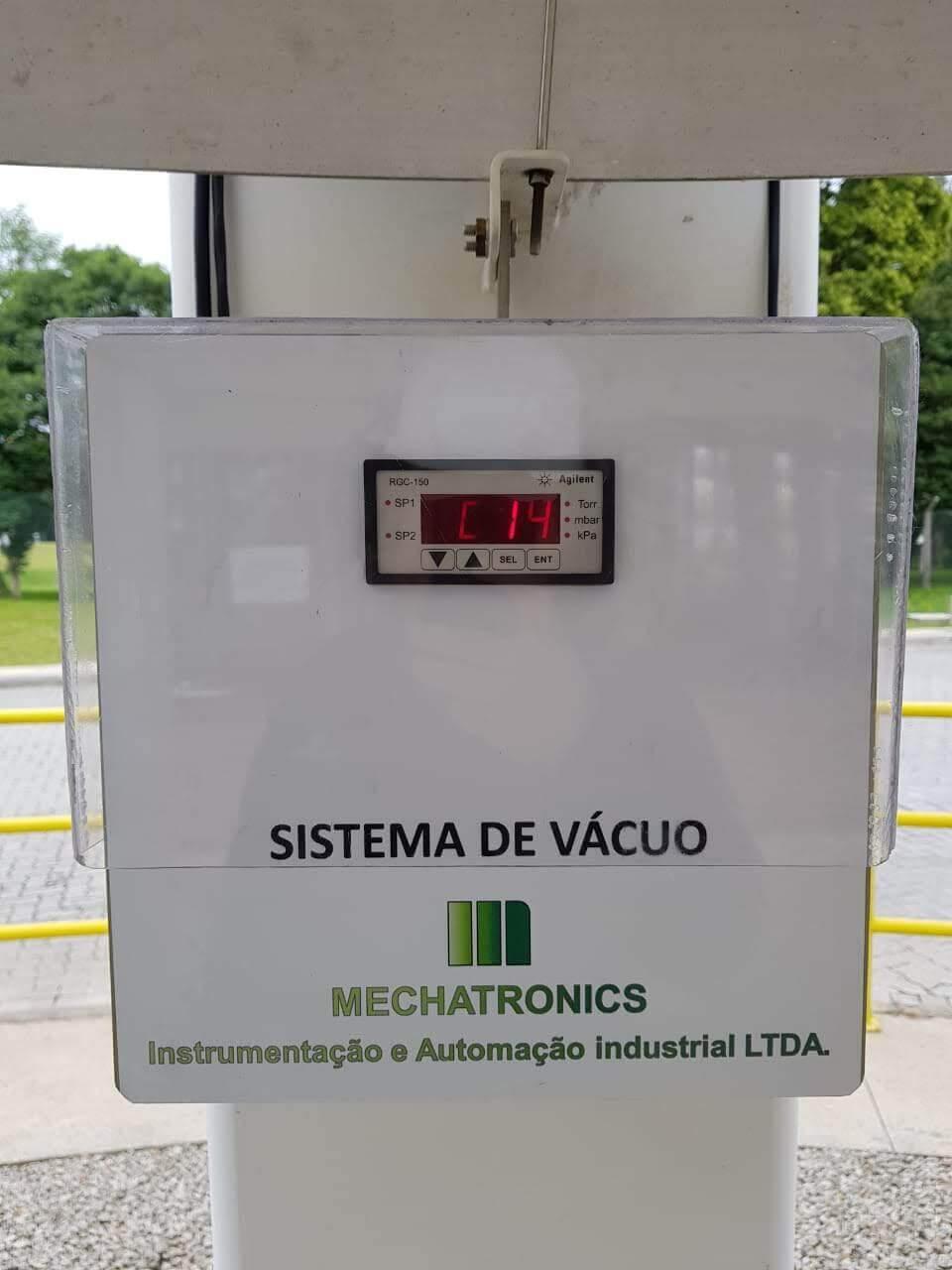 Instalação de Gases Máquinas Criogenia